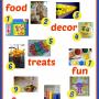 Fiesta Friday - Lego Party