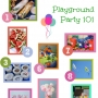 Fiesta Friday - Playground Party