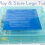 Play & Store Lego Tote