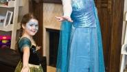 Annie and Elsa
