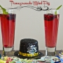 Pomegranate Mint Fizz Drink