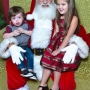 This Year's Pic With Old Saint Nick