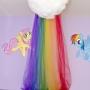 Making A Rainbow Room