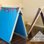 DIY Indoor Play Tent