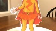 paper doll girl