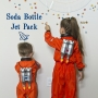 soda bottle jet packs