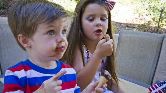 The Chocolate Ice Cream Massacre