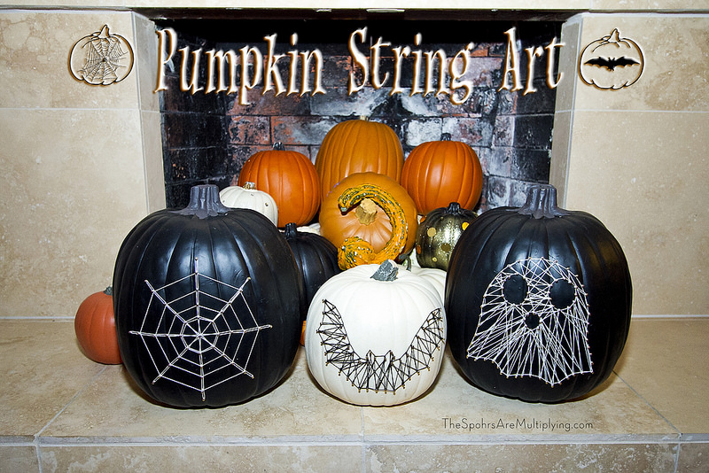 Halloween Decorations For Pumpkins